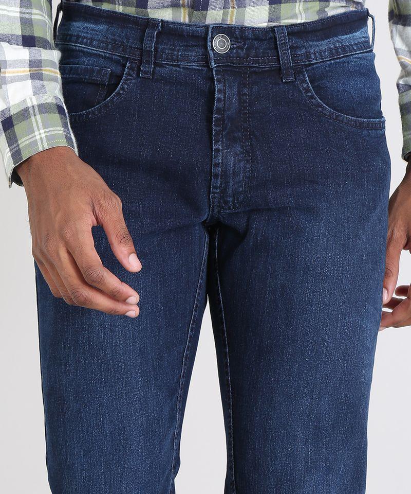 Calca-Jeans-Masculina-Reta-Azul-Escuro-8700146-Azul_Escuro_4