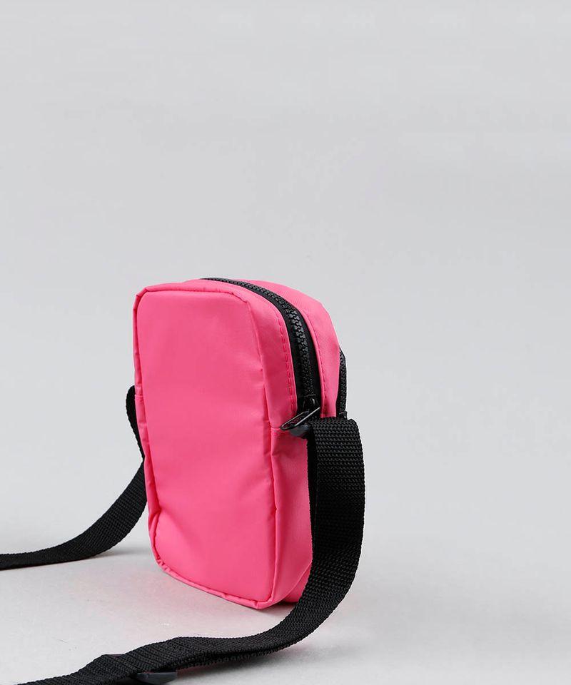 Bolsa-Shoulder-Bag-Unissex-Transversal-Pequena-com-Bolso-Rosa-Neon-9529878-Rosa_Neon_5